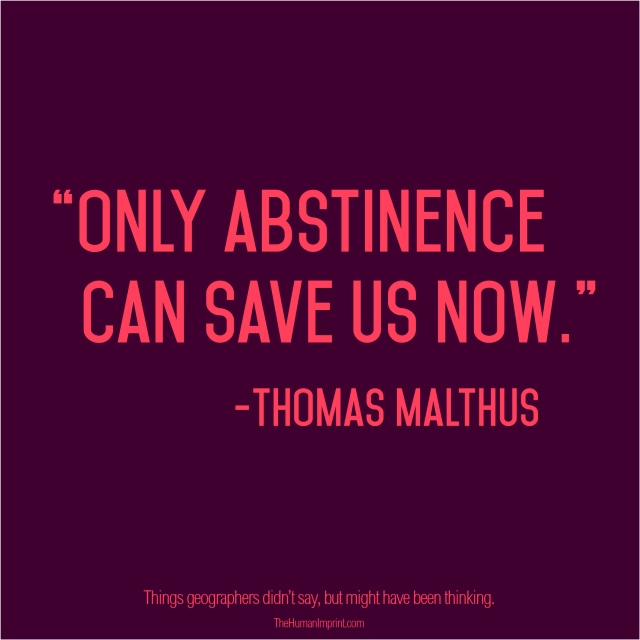 Abstinence_Malthus